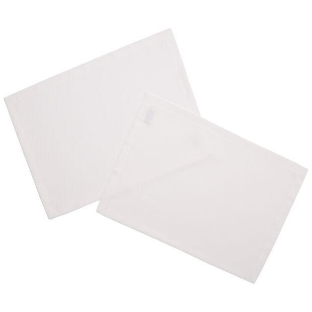 Textil Uni TREND Placemat ecru S2 35x50cm, , large
