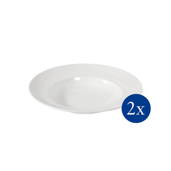 vivo   Villeroy & Boch Group New Fresh Collection Set of 2 pasta plates