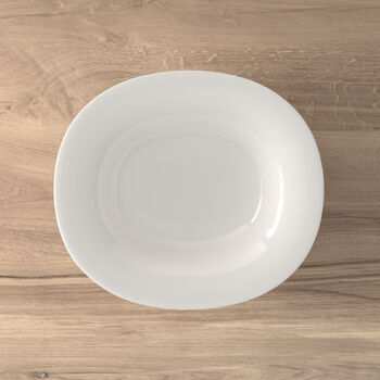 New Cottage Basic oval soup plate