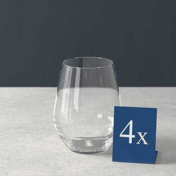 Ovid water glass 4-piece set