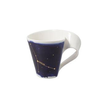 NewWave Stars mug Cancer, 300 ml, blue/white