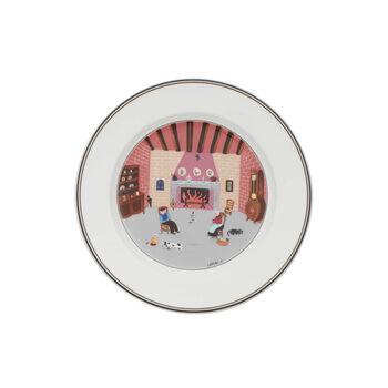 Design Naif Salad plate Fireplace