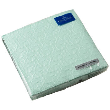 Paper Napkins Caffe Club Floral Touch of Ivy, 20 pieces, 33x33cm