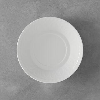 Cellini Saucer breakfast/soup cup 18cm