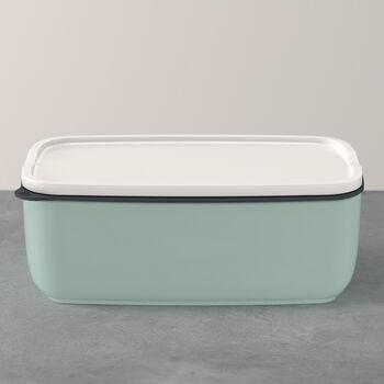 ToGo&ToStay lunch box, 20 x 13 x 7.5 cm, rectangular, mint green