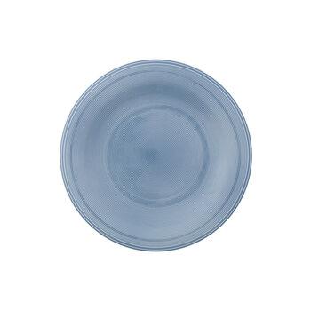 Color Loop Horizon breakfast plate 21x21x2cm