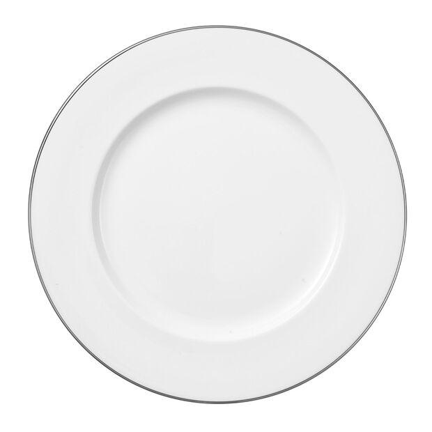 Anmut Platinum No.1 round flat plate, , large