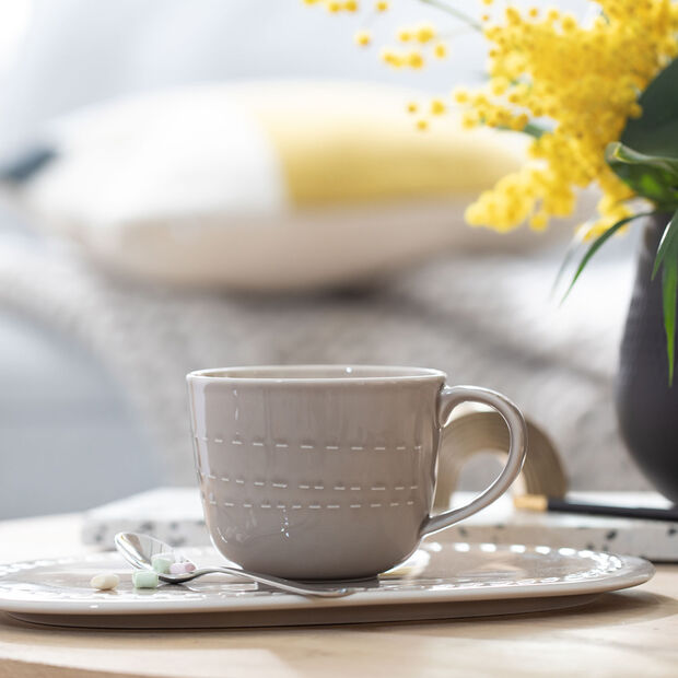 it's my moment tapered cup Almond, 14 x 10.5 x 8.5 cm, , large