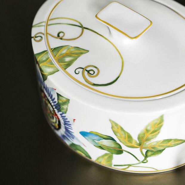 Amazonia Gifts Porcelain box 16x13x10cm, , large