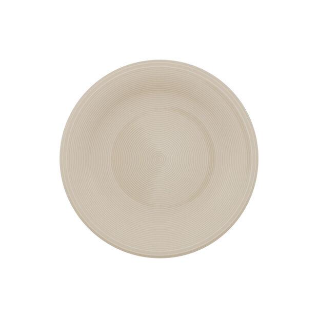 Color Loop Sand breakfast plate 21 x 21 x 2cm, , large