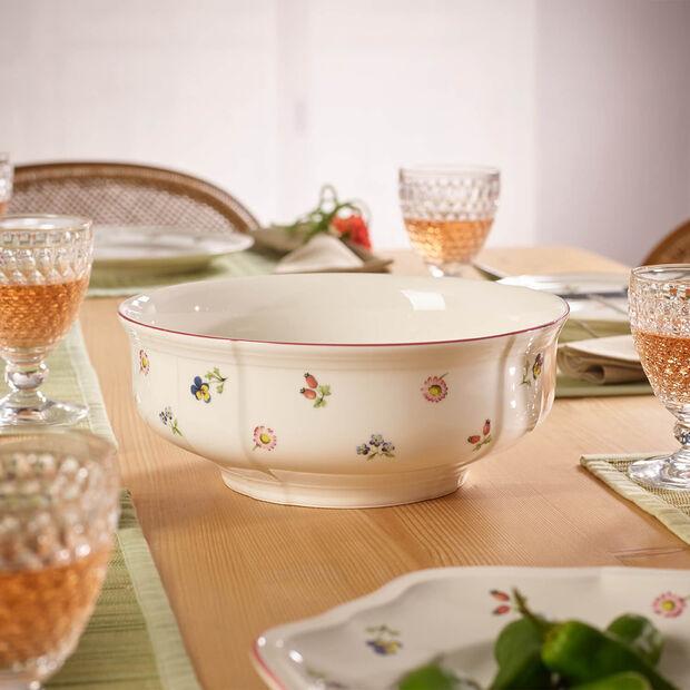 Petite Fleur round bowl 21 cm, , large