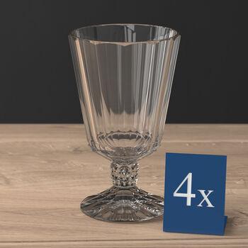 Opéra Smoke water goblet 4-piece set