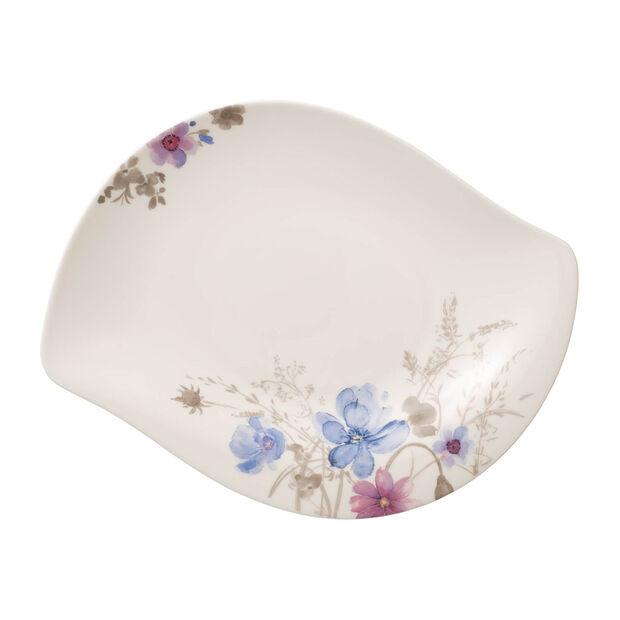 Mariefleur Gris Serve & Salad flat bowl 34 cm, , large