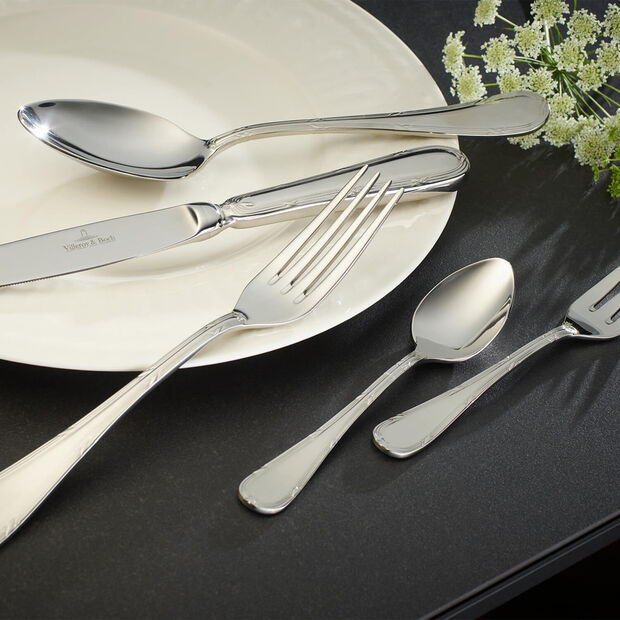 Kreuzband Septfontaines cutlery set, 5 pieces, for 1 person, , large