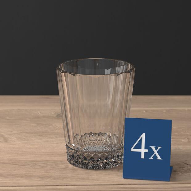 Opéra Smoke water glass 4-piece set, , large
