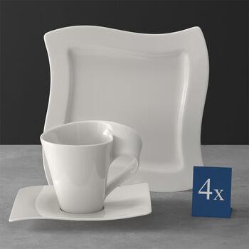 NewWave coffee set 12 pieces