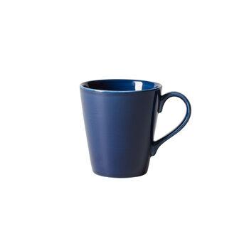 Organic Dark Blue mug, dark blue, 350 ml