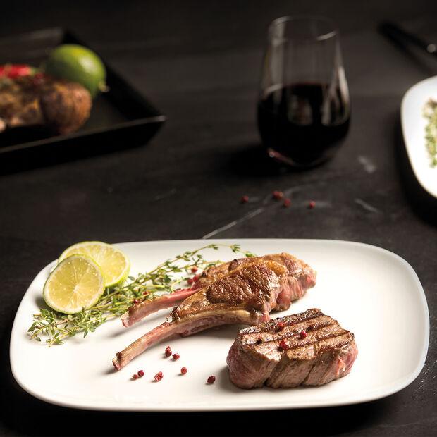 vivo   Villeroy & Boch Group New Fresh Collection Set of 2 Steak plate 30x25cm, , large