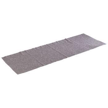 Textil News Breeze Runner grey 50x140cm