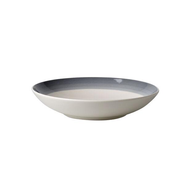 Colourful Life Cosy Grey flat bowl, , large