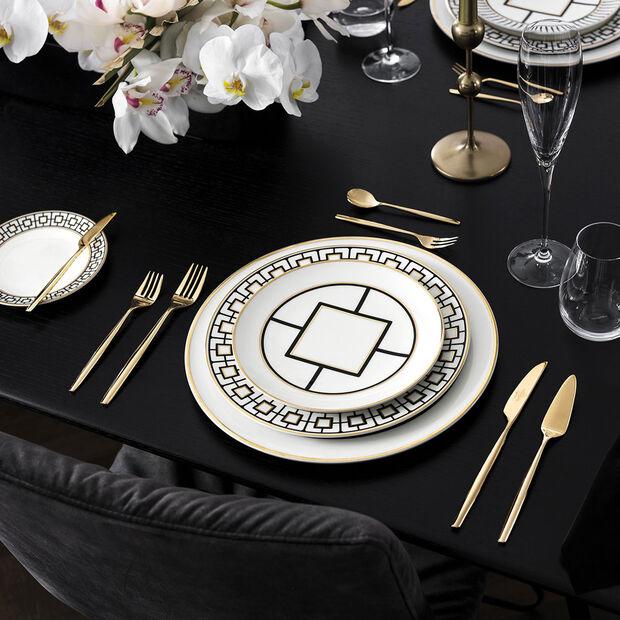MetroChic d'Or Cutlery set 113pcs lunch, , large