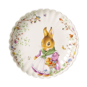 Spring Fantasy large bowl Emma, 30 cm, multicoloured