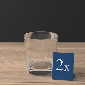 Purismo Bar small cocktail/water glass 2-piece set