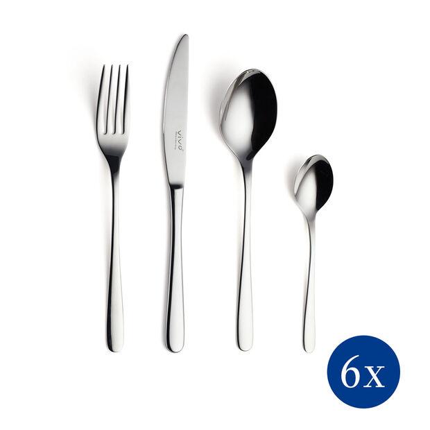 vivo | Villeroy & Boch Group New Fresh Basic Besteck Cutlery set, 24 pieces, , large