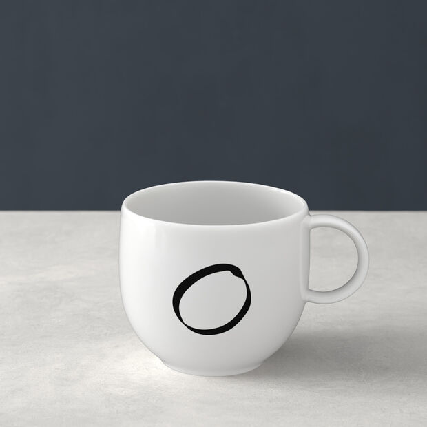 Letters Mug O 13x10x8cm, , large