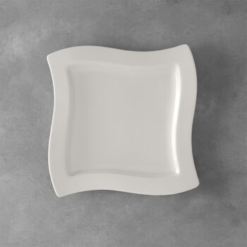 NewWave square plate 34 x 34 cm
