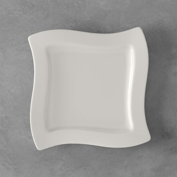 NewWave square breakfast plate, , large