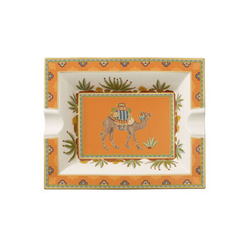 Samarkand Mandarin ashtray 17 x 21 cm