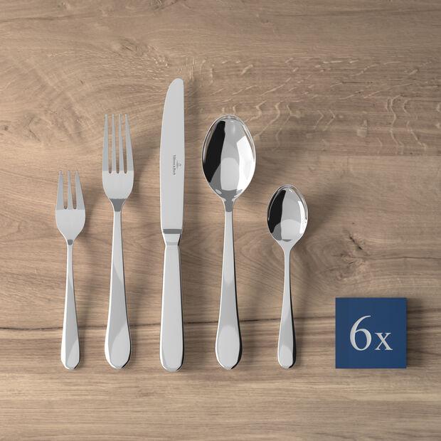 Oscar Cutlery set 30pcs 44x28x5cm, , large