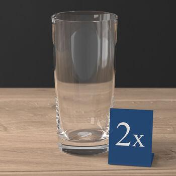 Purismo Bar long drink glass 2-piece set