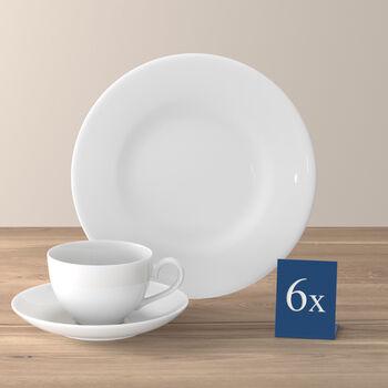 Royal coffee set 18 pieces