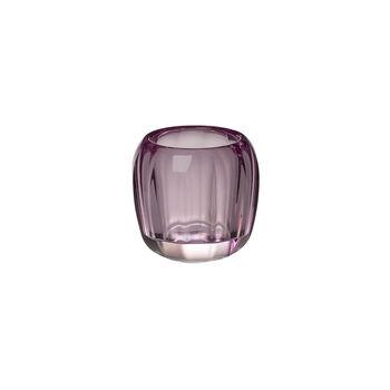 Coloured DeLight small tea light holder Noble Rose