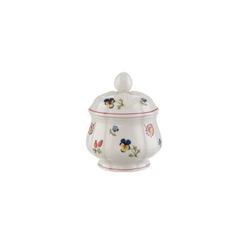 Petite Fleur sugar bowl