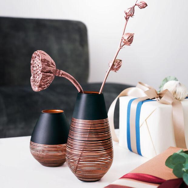 Manufacture Swirl large soliflor vase, , large