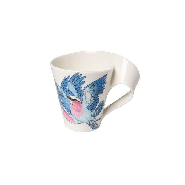 NewWave Caffè coffee mug Lilac-Breasted Roller, , large