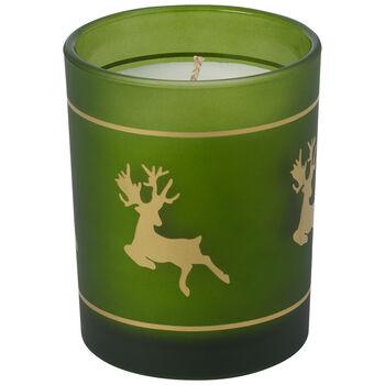 Winter Specials Votive green 7,5x9,5cm