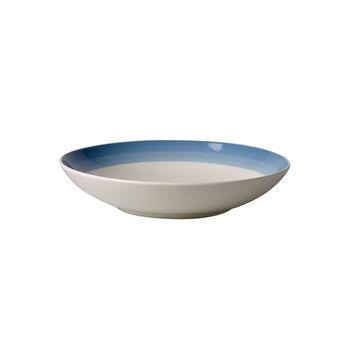 Colourful Life Winter Sky flat bowl