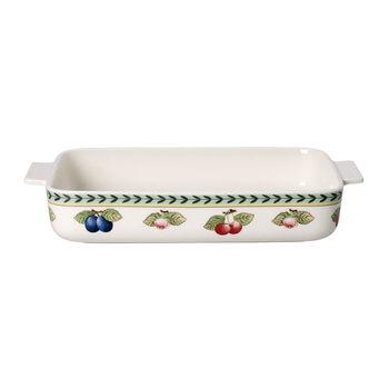 French Garden rectangular baking dish 30 x 20 cm