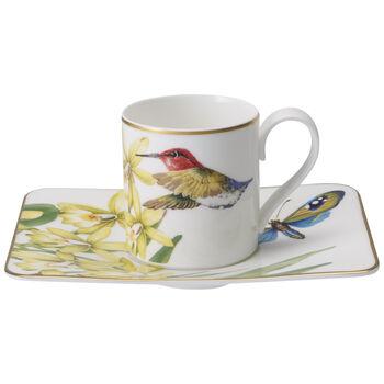 Amazonia Espresso cup & saucer 2pcs