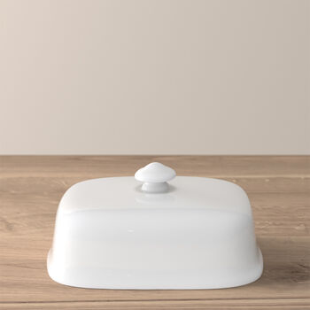 Royal butter dish lid