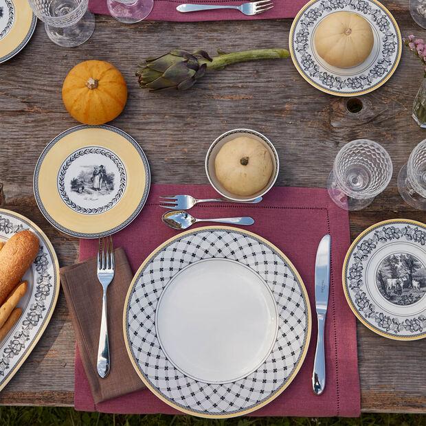 Audun Promenade dinner plate, , large