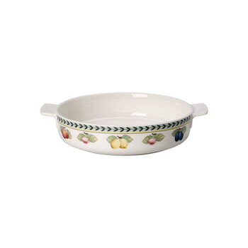 French Garden round baking dish 24 cm