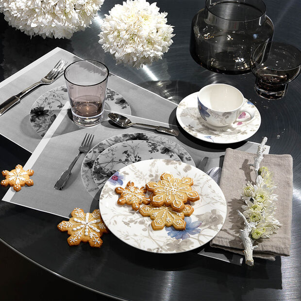 Mariefleur Gris Basic breakfast plate, , large