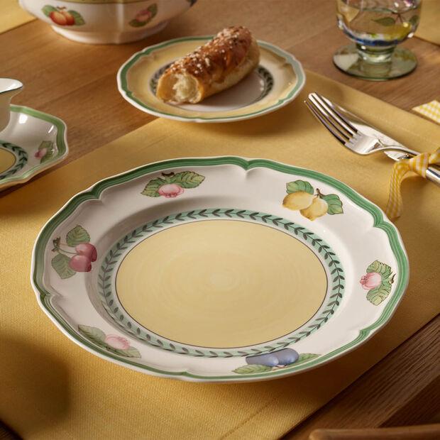 French Garden Fleurence dinner plate, , large