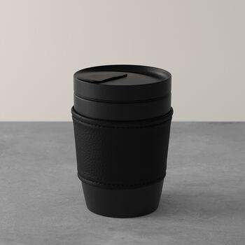 Manufacture Rock Coffee To Go travel mug, 290 ml, matt black