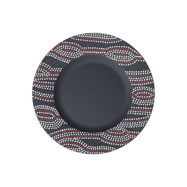 Manufacture Rock Desert breakfast plate, , large